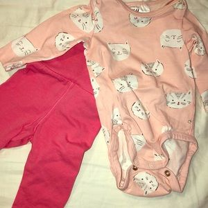 Hm outfit 1-2 months